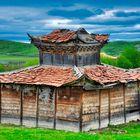 Der alte Tempel...China Osttibet Westsichuan