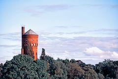 Der alte Turm...