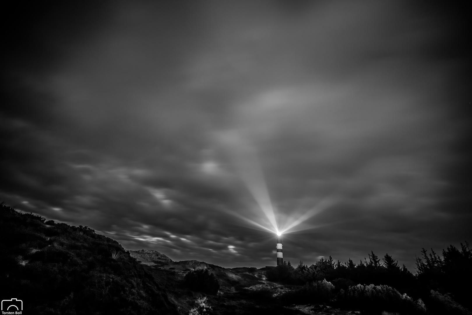 Der Amrumer Leuchturm....