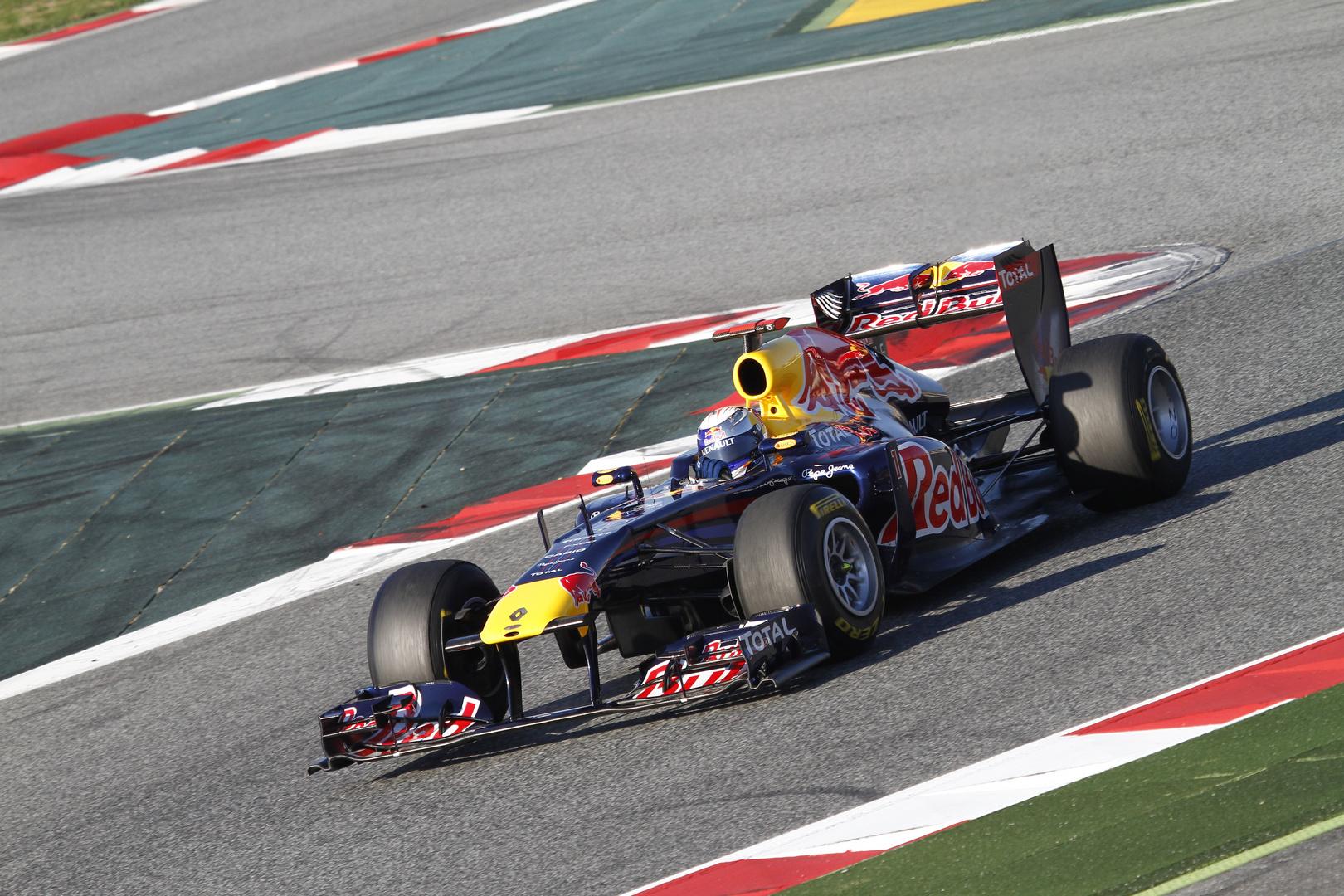 Der amtierende Formel 1 Weltmeister
