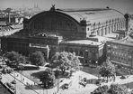 Der Anhalter Bahnhof in Berlin