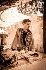 Der arabische Junge