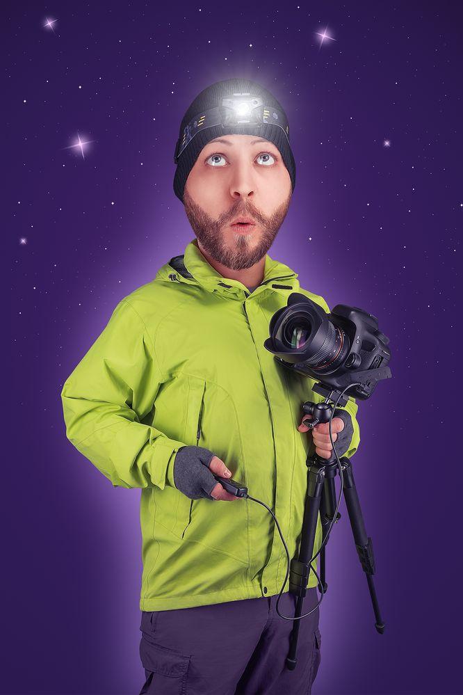 - Der Astrofotograf -
