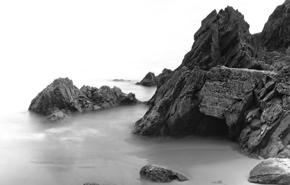 Der Atlantik...