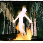 Der aus dem Feuer kam...