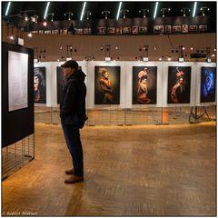 Der Ausstellungsbesucher
