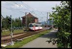 Der Bahnhof Edingen (Baden) wird zur Zeit umgebaut