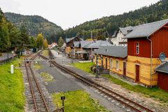 Der Bahnhof Oybin