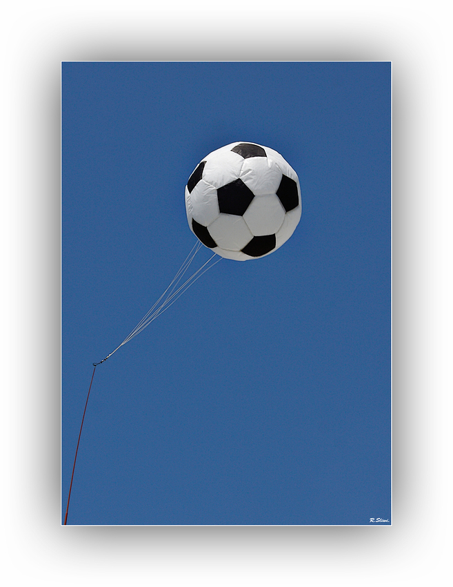 Der Ball Fliegt Wieder Fußball Wm 2010 Foto Bild X Archiv