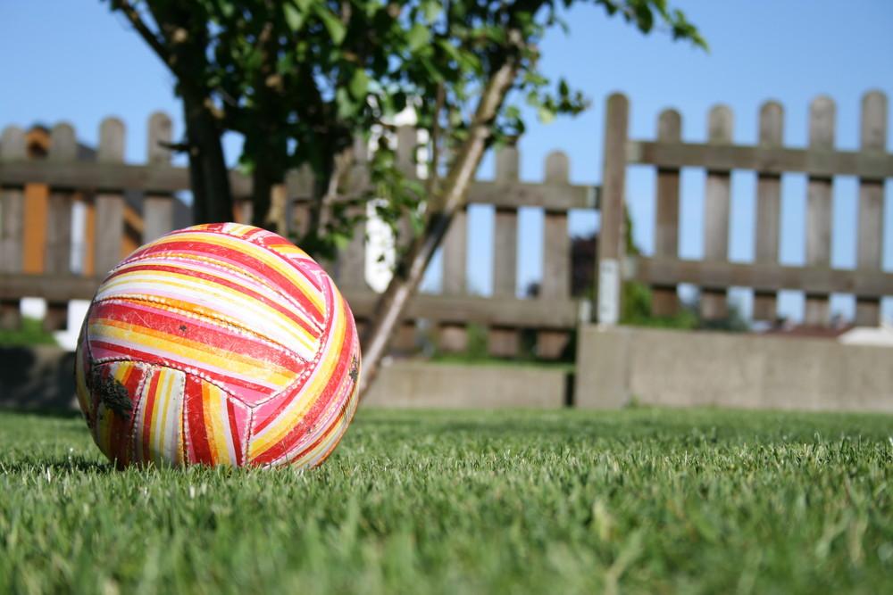 Der Ball ruht.........