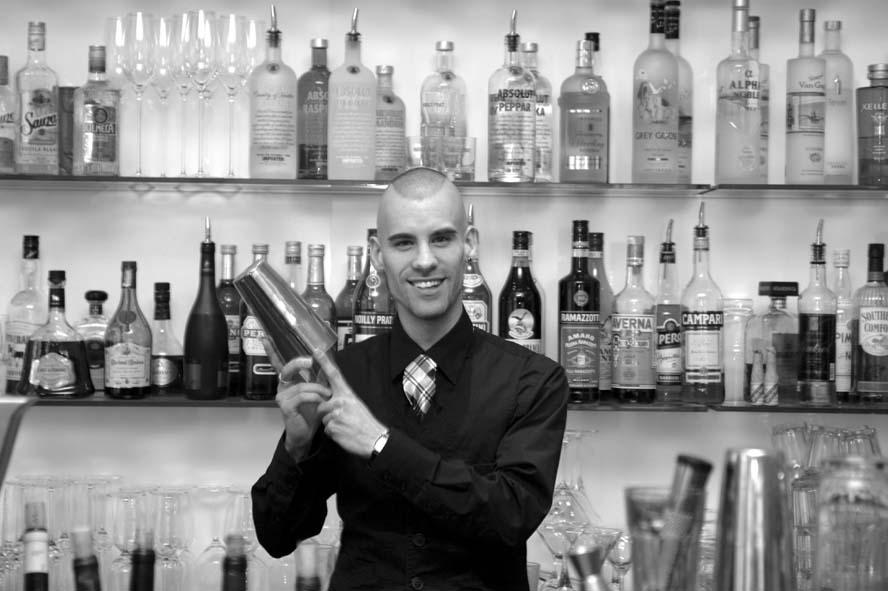 Der Barkeeper 2