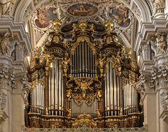 Der barocke Dom St. Stephan -