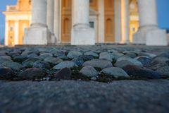 Der Basilica di Superga zu Füssen