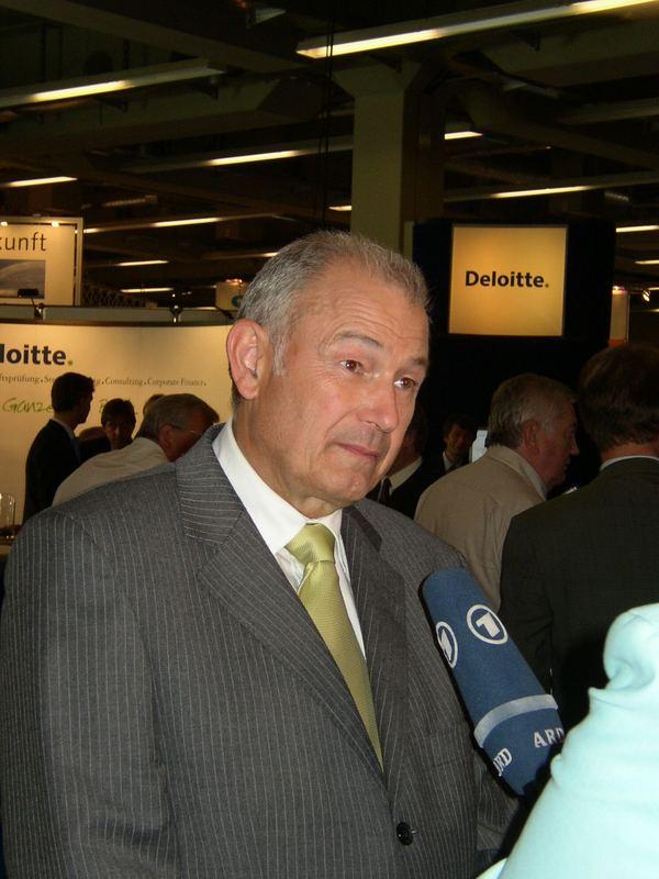 Der beinahe bayerische Ministerpräsident...