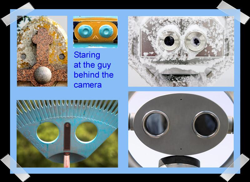 Der beobachtete Fotograf