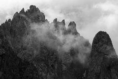 Der Berg der kennt koa Einsehn nicht ...