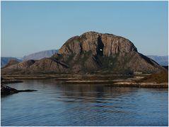 Der Berg mit dem Loch