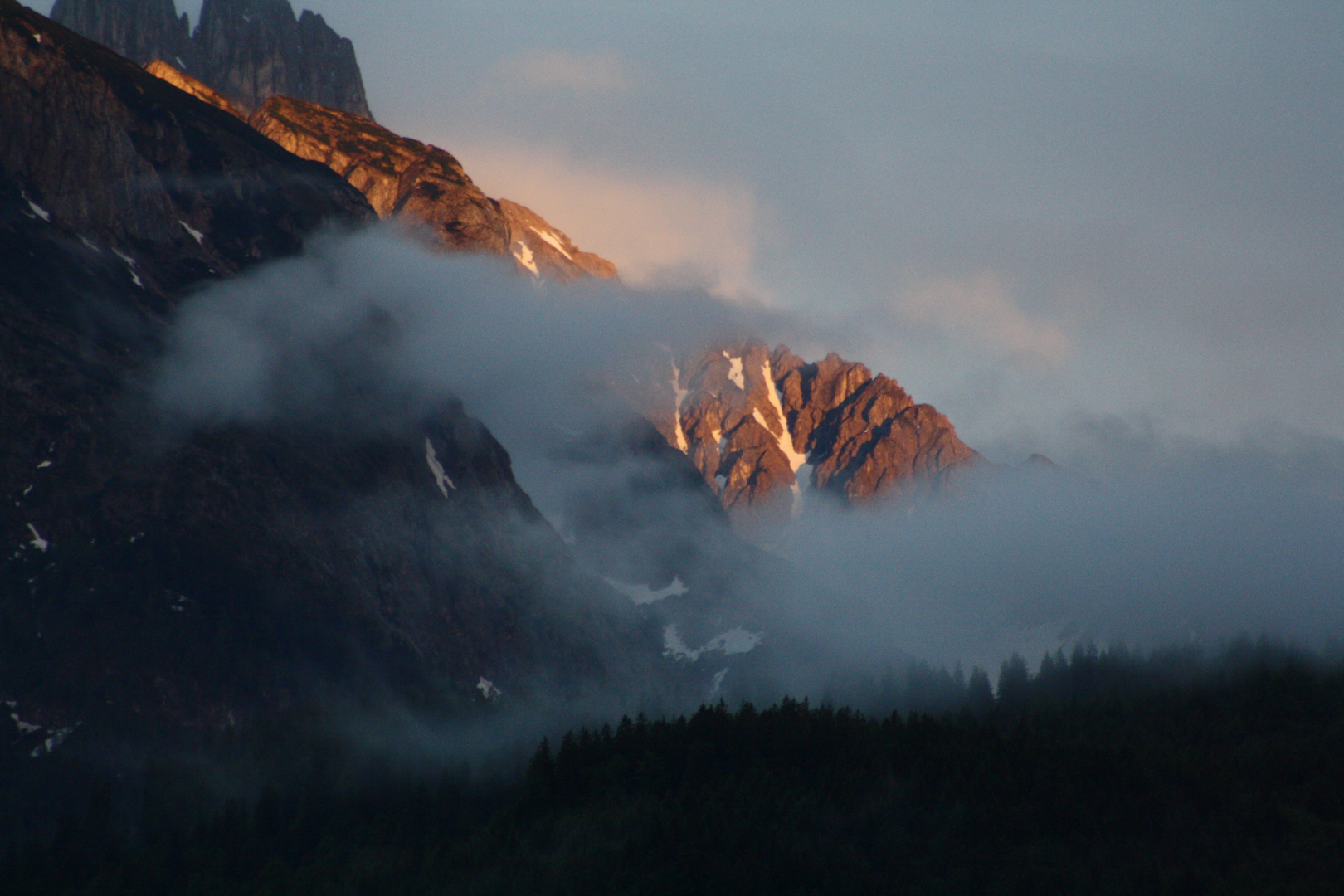 Der Berg ruft