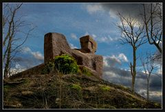 Der Bergfried...