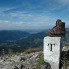 Der Bergschuh in Tirol