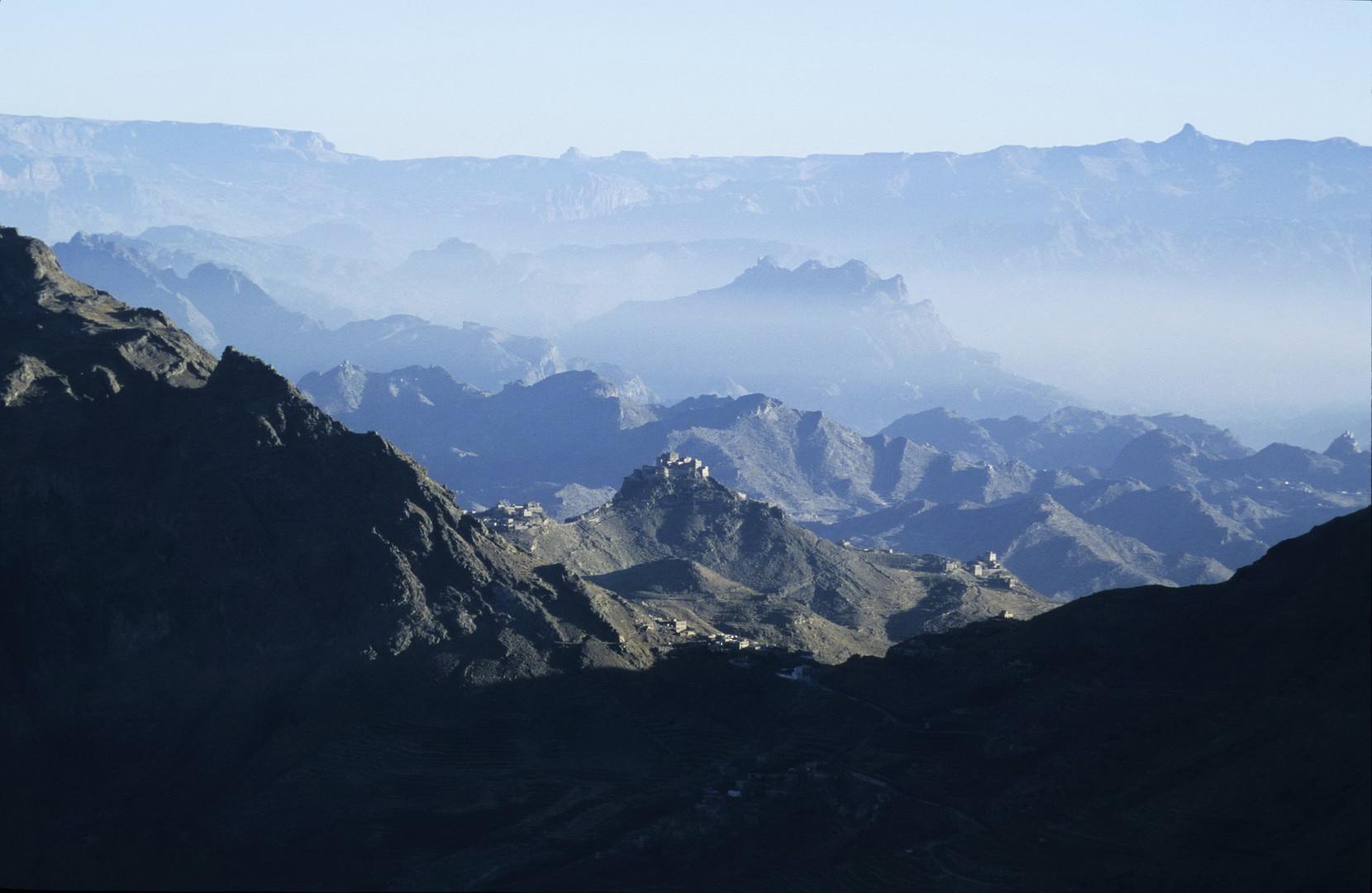Der Bergyemen,das wilde Land der Beduinen.