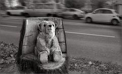 Der Berliner Bär ...