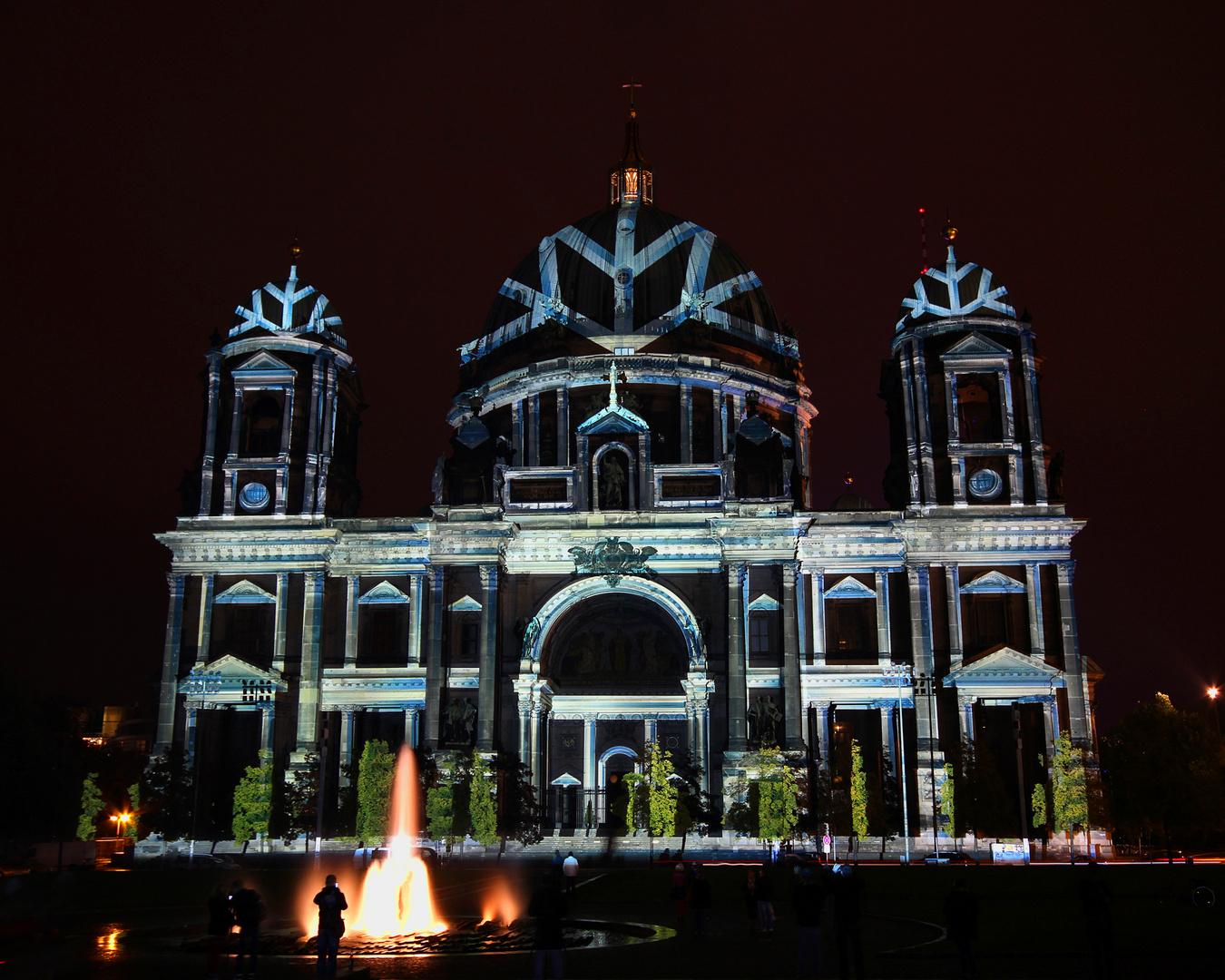 Der Berliner Dom als Alpenbewohner