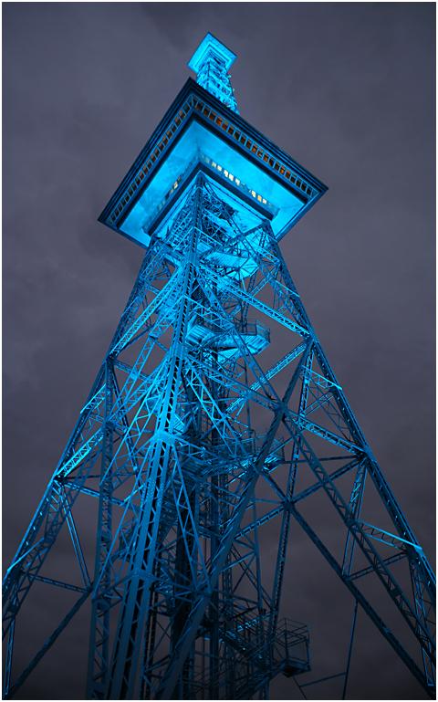 Der Berliner Funkturm 03