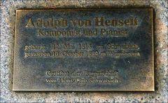 Der berühmteste Bürger der Stadt Schwabach?