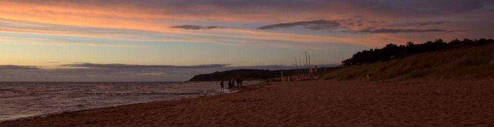 Der besondere Himmel über Hiddensee