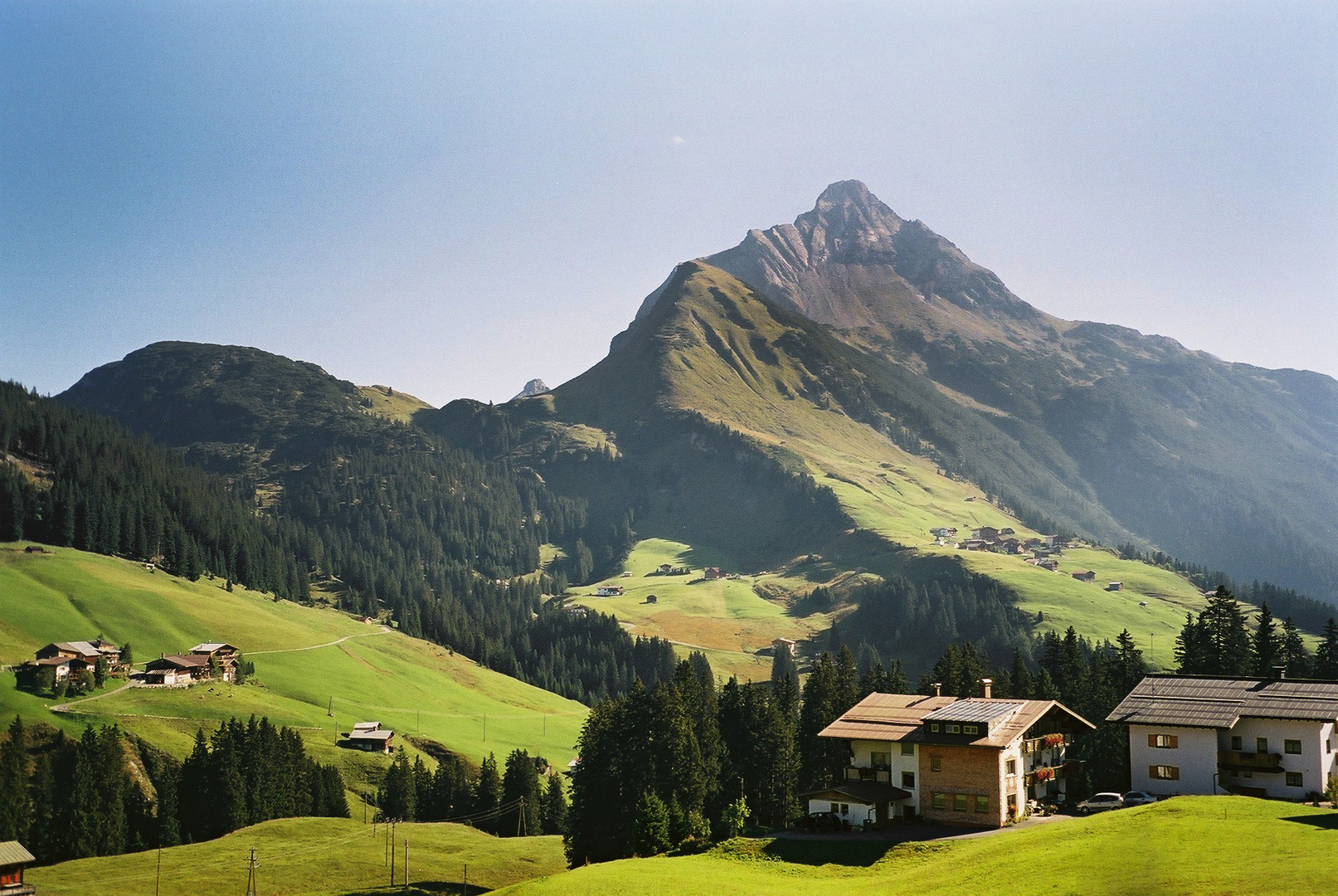 Der Biberkopf (2599m)