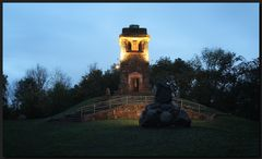 ...Der BismarckTurm...