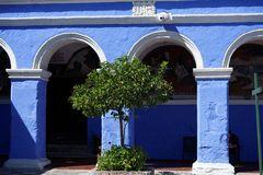 Der blaue Hof