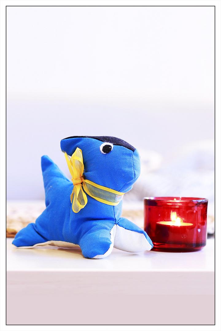 Der blaue Hund