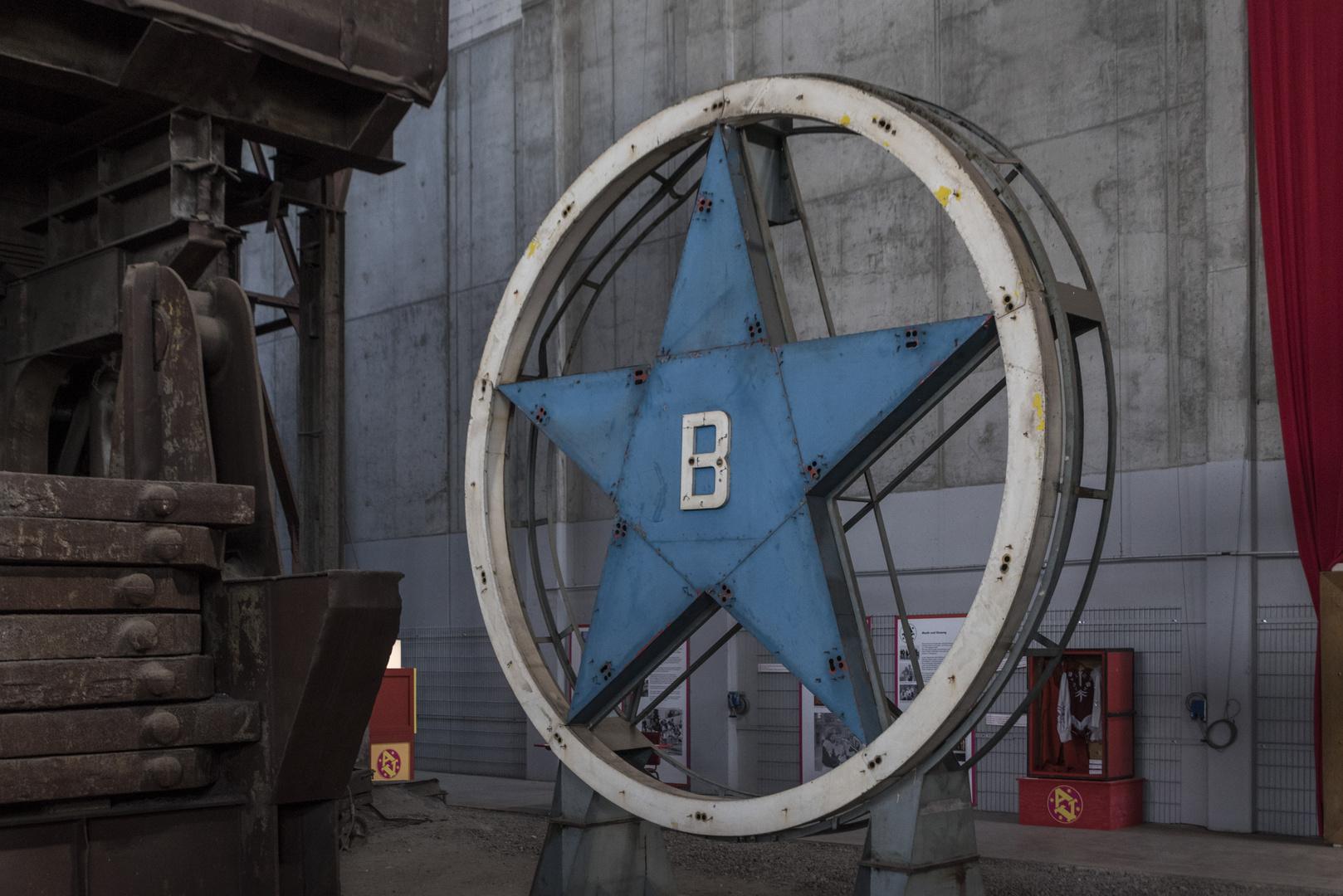 Der Blaue Stern