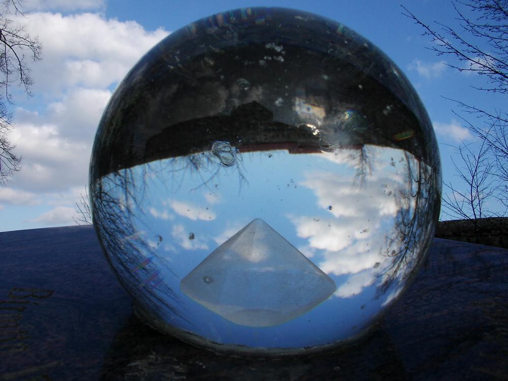 Der Blick durch die Glaskugel
