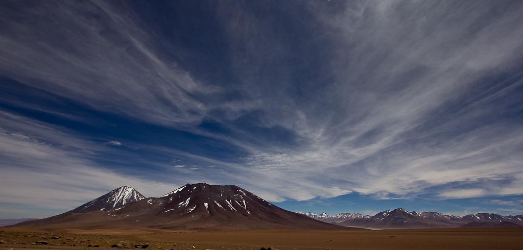 Der Blick nach Bolivien