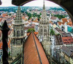 Der Blick übers Kirchenschiff