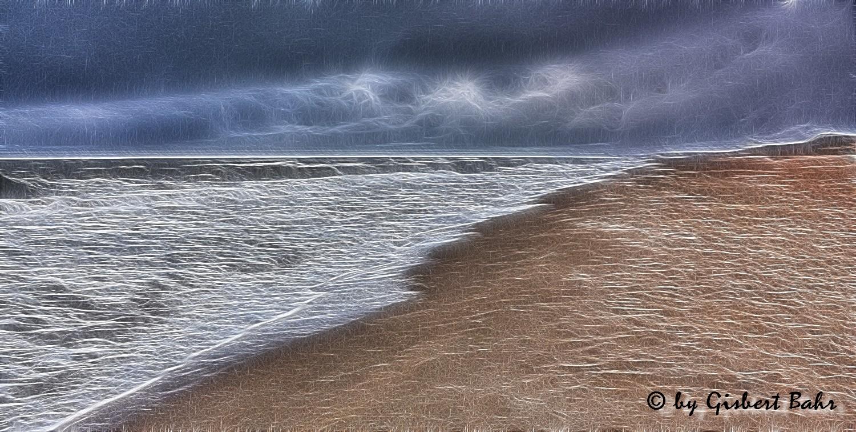 Der Blitz fehlt noch