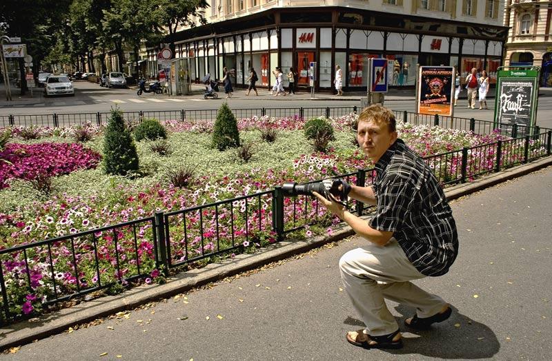 """Der """"Blümchenfotograf"""""""