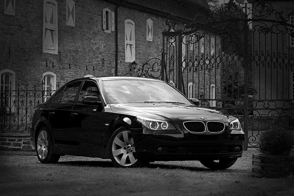 *** Der BMW ***