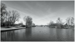 Der Bodden bei Ribnitz-Damgarten