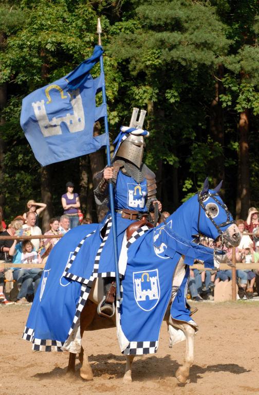 Der böse Ritter von der Eisenburg