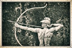 Der Bogenschütze von Sanssouci
