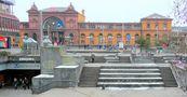 Der Bonner Hauptbahnhof von Günter Walther