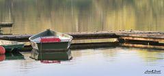 Der Bootsanleger