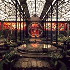 Der botanische Garten in Toluca