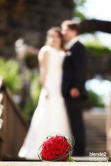 Der Brautstrauss....
