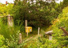 Der Briefkasten -  Hiddensee Post