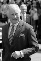 Der Britische Thronfolger Prinz Charles zu Besuch in München